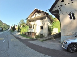 Buy a house in Hudajužna - sloveniarealestates.com