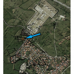 Land plot for building a single family house in Kras region - sloveniarealestates.com